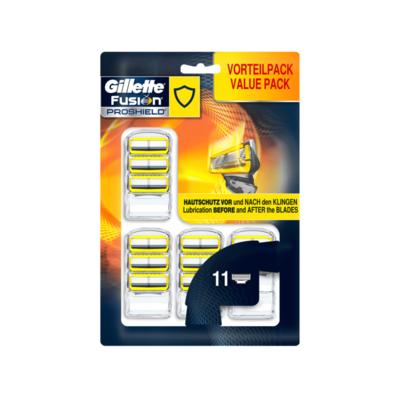 Gillette Fusion5 ProShield Scheermesjes, 11 Navulmesjes