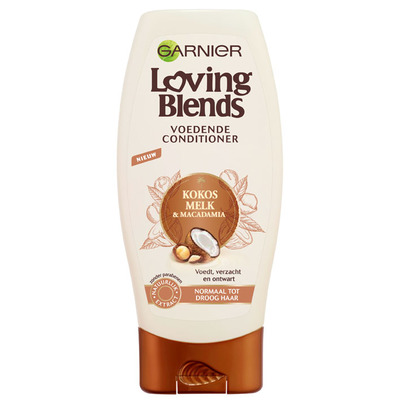 Loving Blends Kokosmelk & macadamia conditioner