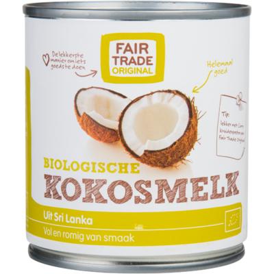 Fair Trade Original Kokosmelk original