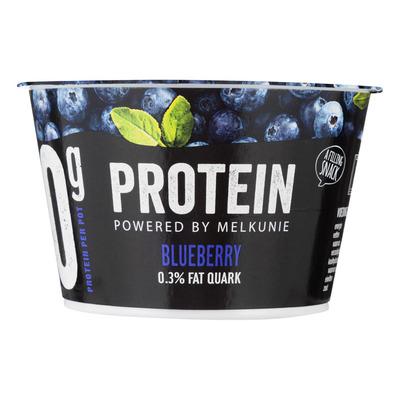 Melkunie Protein quark blueberry