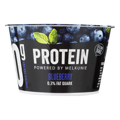 Melkunie Protein quark blueberry