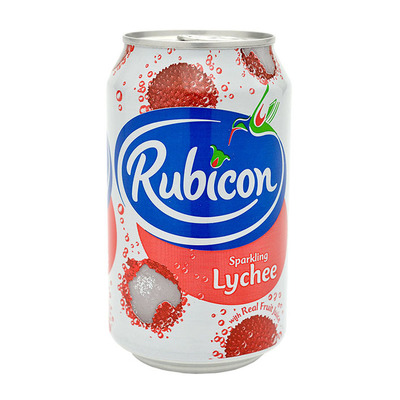 Rubicon Sparkling lychee