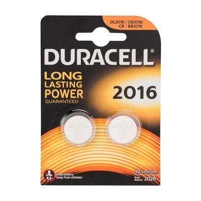 Duracell CR2016 Knoopcelbatterijen