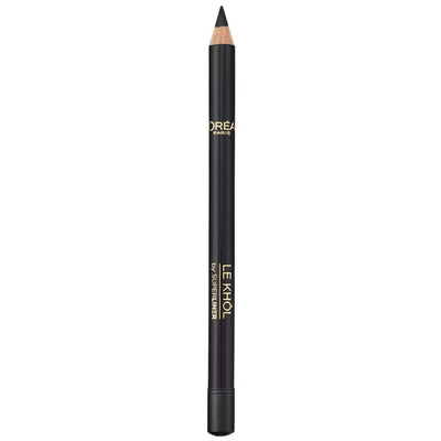 L'Oréal Superliner lekhol 101 midnight black