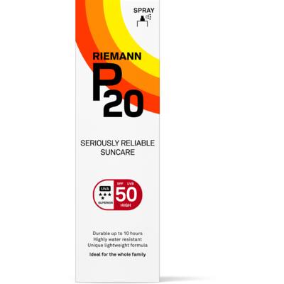 Riemann P20 Once a Day Spray SPF 50