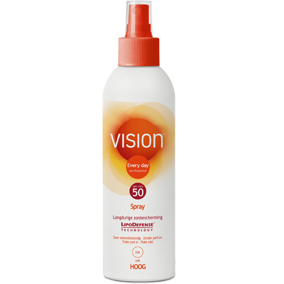 Vision Zonnebrand spray SPF 50