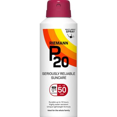 P20 Zonnebrand SPF 50