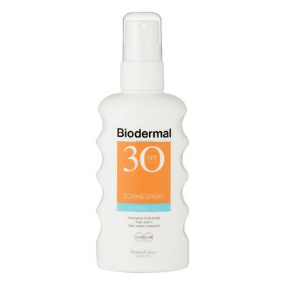 Biodermal Hydra plus zonnespray SPF 30