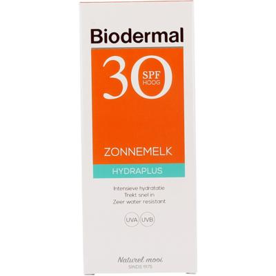Biodermal Hydra Plus Zonnemelk SPF 30