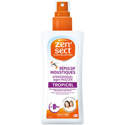 Zensect Tropical spray