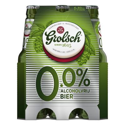 Grolsch 0.0% Alcoholvrij bier
