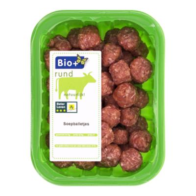 Bio+ Rundersoepballetjes