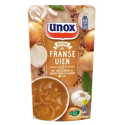 Unox Soep in zak Franse uiensoep