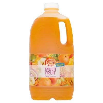Fruity King multifruit 2 liter
