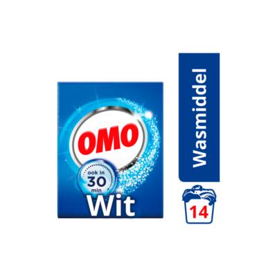 Omo Waspoeder Wit 14 Wasbeurten