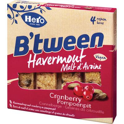 Hero Btween cranberry pompoenpitten