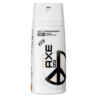 Axe Deodorant Spray Anti-transpirant Peace 150 ml