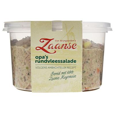 Van Wijngaarden Zaanse opa's rundvlees salade