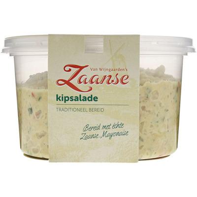 Van Wijngaarden Zaanse Oostzaaner kip salade
