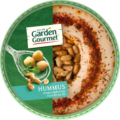 garden gourmet hummus jalape o 200g prijzen en aanbiedingen superscanner. Black Bedroom Furniture Sets. Home Design Ideas