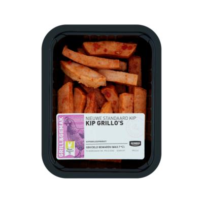 Huismerk Nieuwe Standaard Kip Grillo's