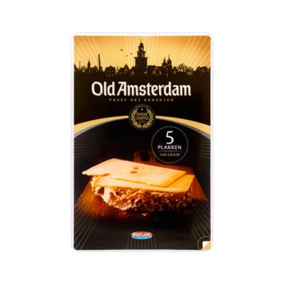 Old Amsterdam Kaas Plakken 48+ 5 Stuks