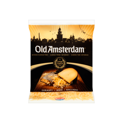 Old Amsterdam Kaas 48+ Geraspt