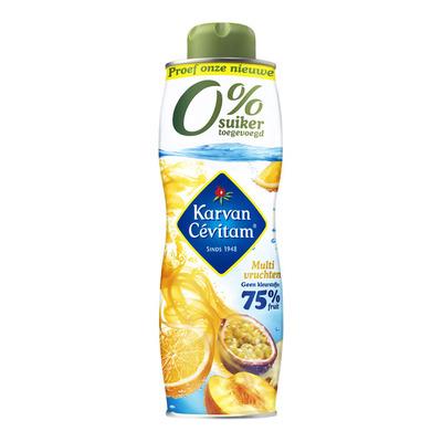 Karvan Cévitam Aardbei 0% suiker