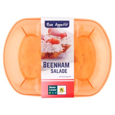 Bon Appetit Beenhamsalade