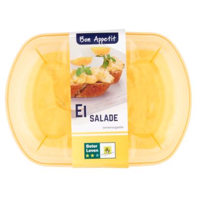 Bon Appetit Vrije uitloopei salade