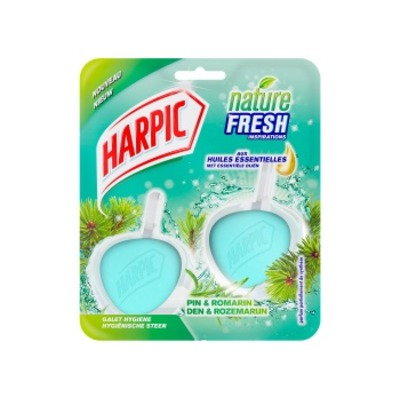 Harpic Toiletblok nature fresh den