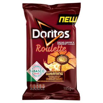 Doritos Roulette Tabasco chips