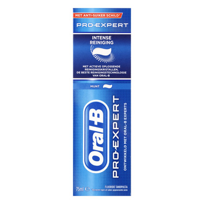 Oral-B Pro Expert intense reiniging