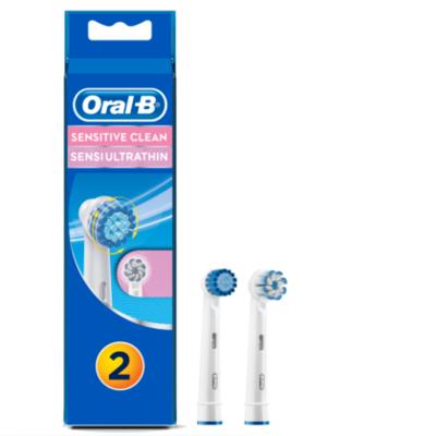 Oral-B Opzetborstel sensitive clean