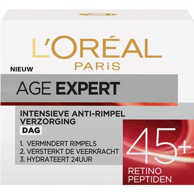 L'Oréal Age expert dag 45+ retino peptiden