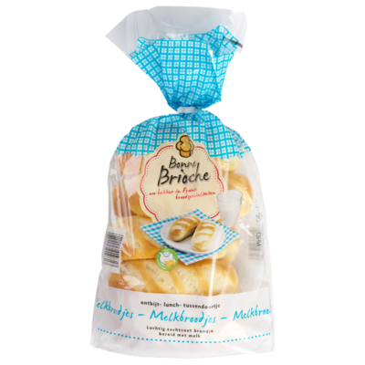 BonBrioche Melkbroodjes