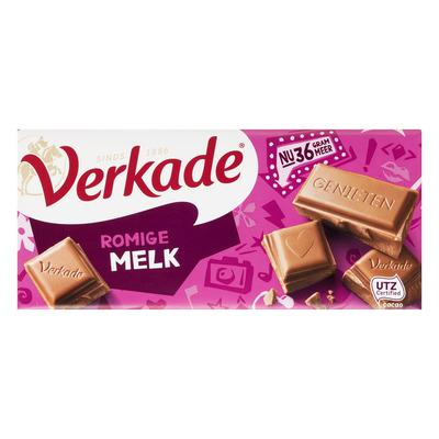 Verkade Romige chocolade melk