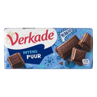 Verkade Intense chocolade puur
