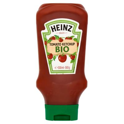 Heinz Tomato Ketchup Bio 580 g