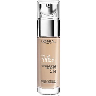 L'Oréal Paris true match foundation N2