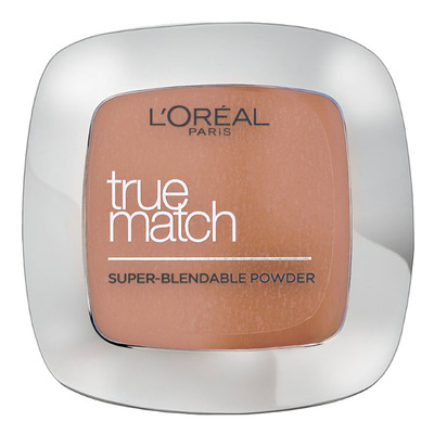 L'Oréal Paris true match powder W7 cinnamon