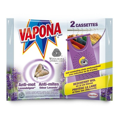 Vapona Anti Mot Lavendel
