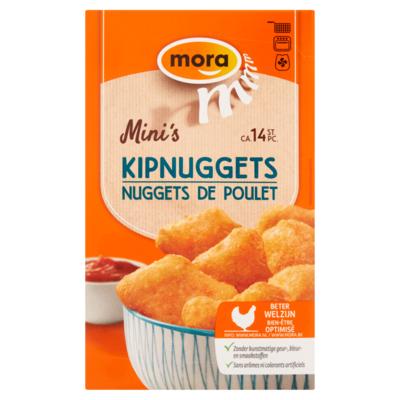 Mora Mini's kipnuggets 14 stuks