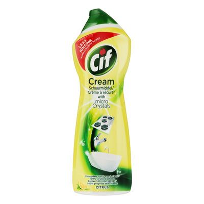 Cif Schuurmiddel citroen cream