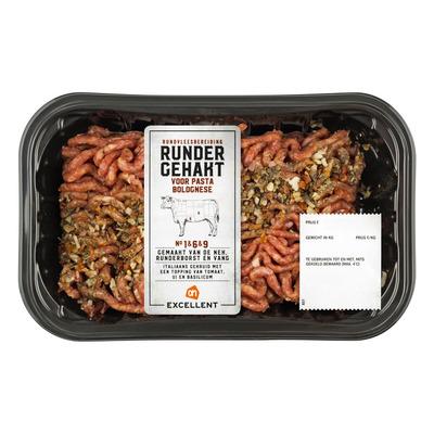 AH Rundergehakt voor pasta Bolognese