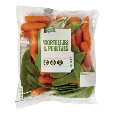worteltjes en peultjes