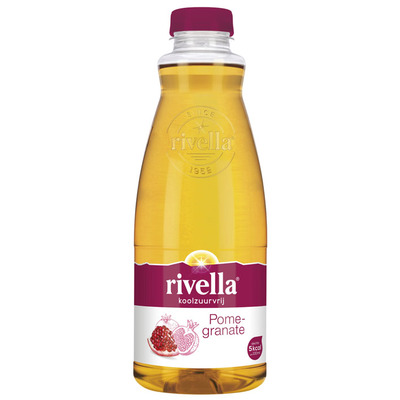 Rivella Pomegranate koolzuurvrij