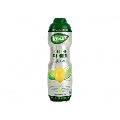 Teisseire Siroop citroen limoen