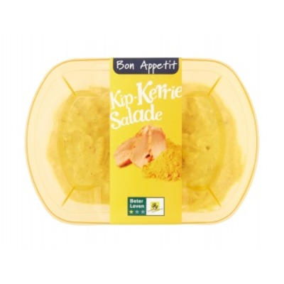 Bon Appetit Kip kerrie salade