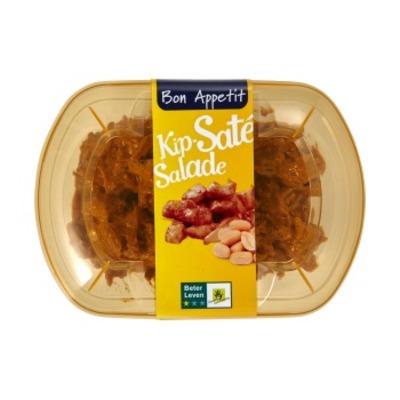Bon Appetit Kip-saté salade